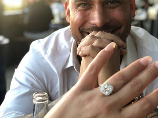 JAW DROPPING CELEBRITY ENGAGEMENT RINGS